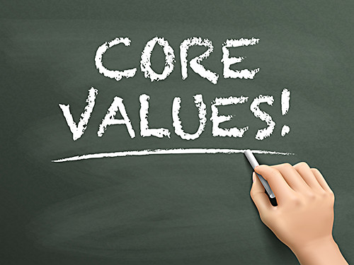 About Vendpro - Core Values