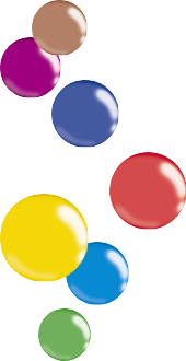 Vendpro - Coloured Balls Left