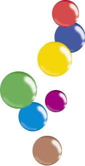 Vendpro - Coloured Balls Right