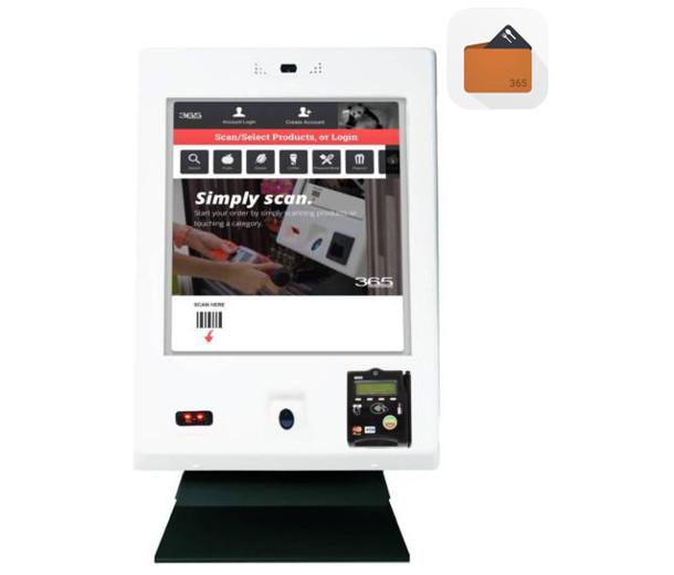 Micro Market - Gen3 Kiosk