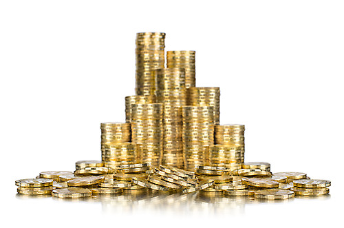Starting Your Own Vending Business - Dollar Coins
