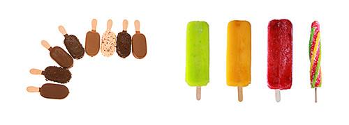 Frozen Vending Machines - Ice Cream