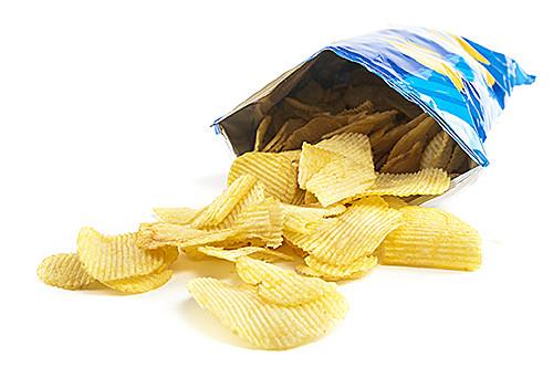 Snack Vending Machines - Crisps