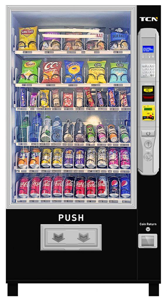 TCN-Series-GP-Vending Machine