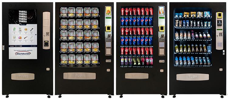 Sorrento Vending Machines at Vendpro