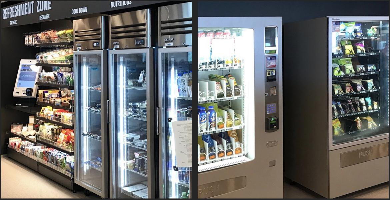 Micro Markets vs. Vending Machines